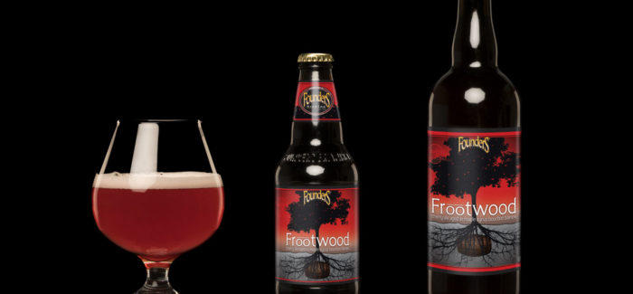 Founders Brewing Co. | Frootwood Barrel-Aged Cherry Ale