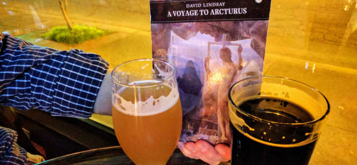 Beer and Book Club | A Voyage to Arcturus at the Speakeasy