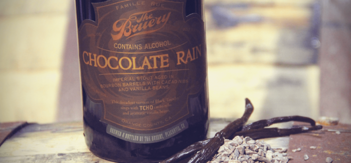 The Bruery to Release Chocolate Rain to the Public