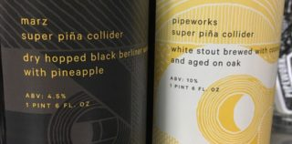 Pipeworks & Marz's Super Piña Collider is a Collaboration Unlike Any Other