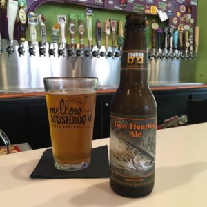 Bell's Two Hearted Ale IPA Mellow Mushroom