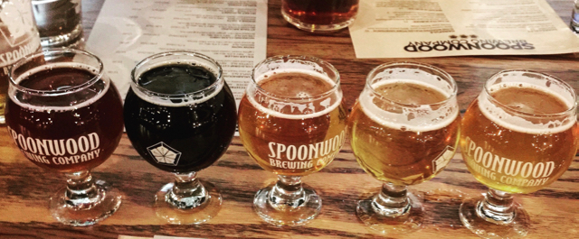 Spoonwood Brewing Company | 2 Minutes To Midnight