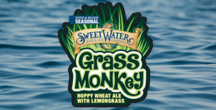 SweetWater Brewing Grass Monkey Cover Pic