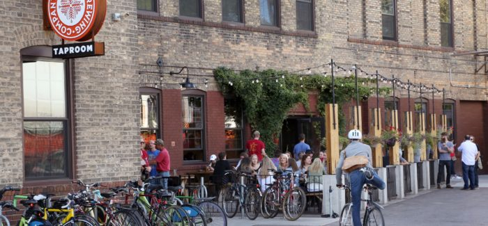 Bikes and Brews: How Bicycling has Influenced the Minneapolis Craft Beer Scene