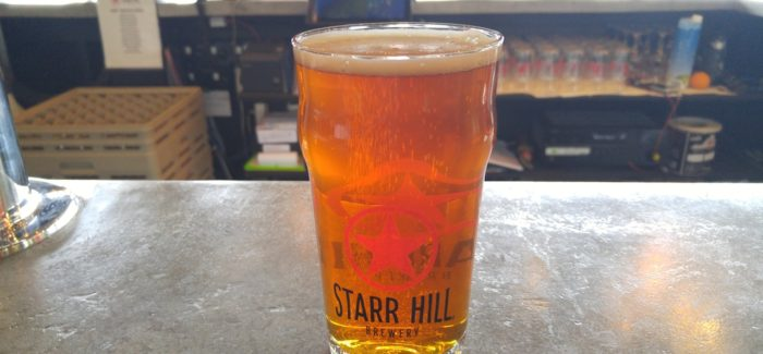 Starr Hill Brewery | Vernal Equinox English IPA