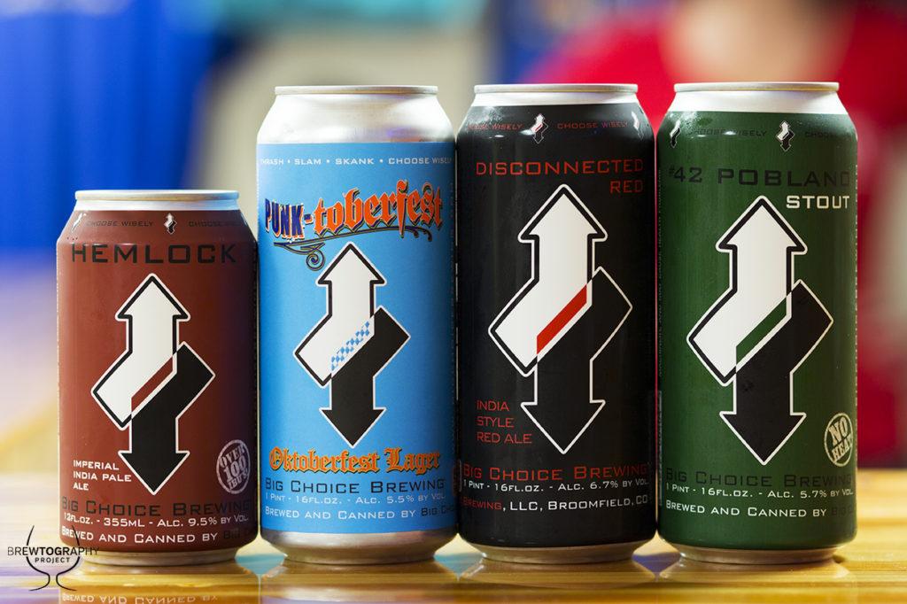 Big Choice Brewing Relocates to Brighton