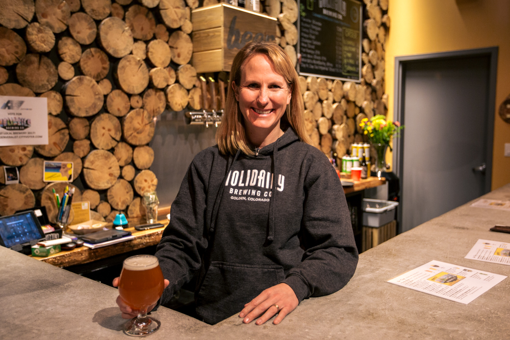 Holidaily Brewing Golden Colorado - Persika Photography
