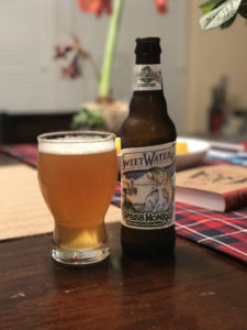 SweetWater Brewing Co. Grass Monkey