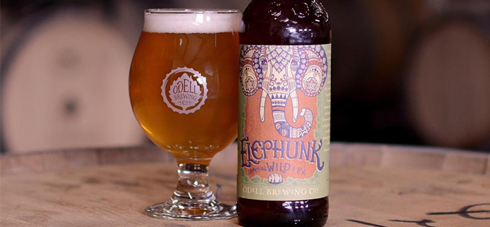 Odell Brewing | Elephunk Imperial Wild IPA