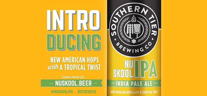 Southern Tier Brewing Co. | Nu Skool IPA