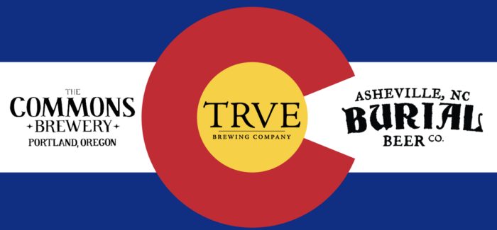 BREAKING | TRVE Brewing to Launch Colorado Distribution of Burial Beer & The Commons