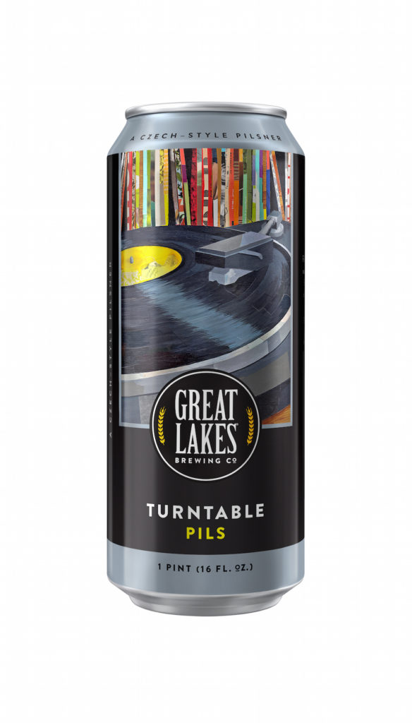 Great Lakes Turntable Pils Cans 16oz