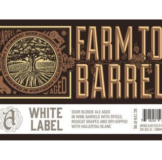 Almanac Beer Co.   White Label