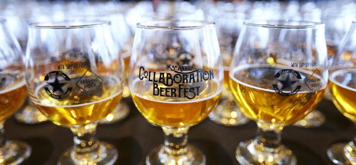 Collaboration Fest Glassware