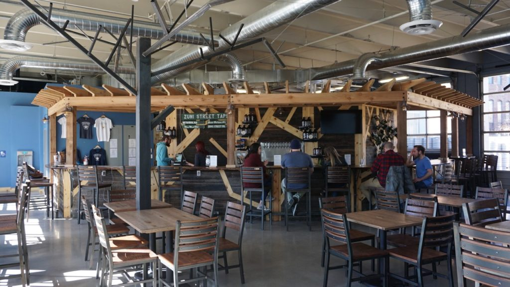 Zuni Street Brewery Taproom