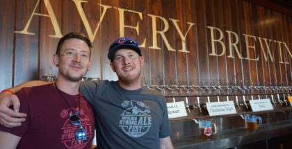 Avery 2017 Boulder Strong Ale Fest