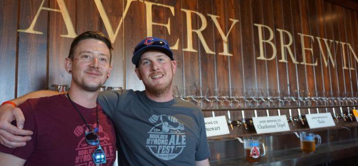 Avery 2017 Boulder Strong Ale Fest