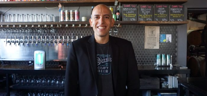 Meet Andres Gil Zaldana, New Executive Director of the Colorado Brewers Guild