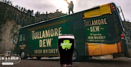 Tullamore DEW & A Brew