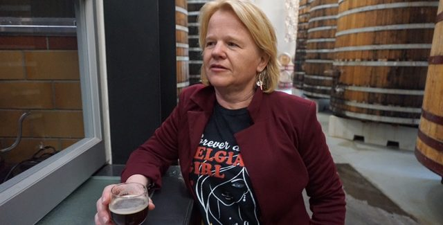 Frezi Bouckaert  | A Belgian Girl and Her Journey to Craft Beer