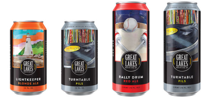 Great Lakes Brewing Begins Canning