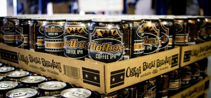 Oskar Blues Brewery | Hotbox Coffee IPA