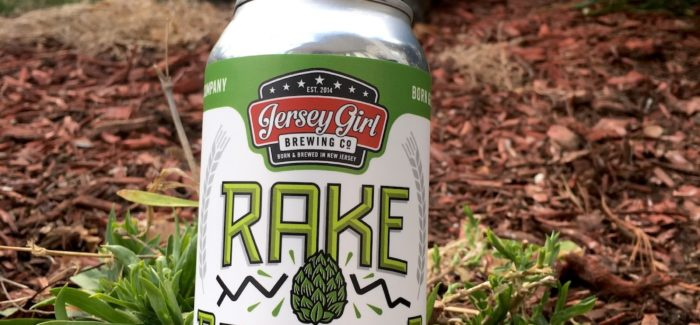 Jersey Girl Brewing | Rake Breaker IPA