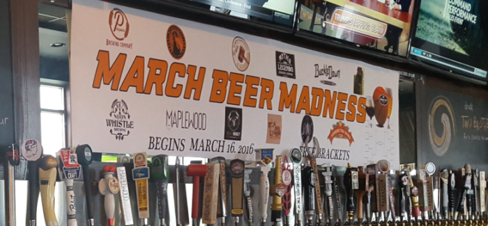 March Beer Madness