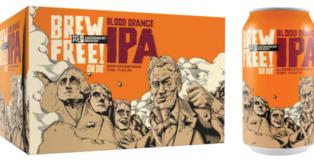 Blood Orange Brew Free!