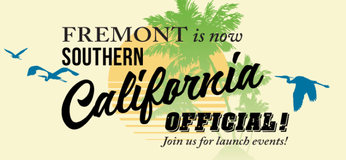 Fremont Brewing to Begin Southern California Distribution