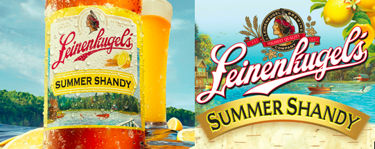 Leinenkugel side by side