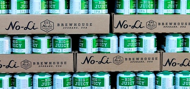 No-Li Brewhouse | Big Juicy IPA
