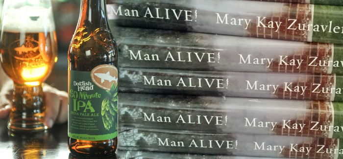 Beer & Book Club | Man Alive!