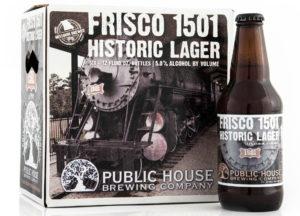 Public House Frisco 1501 Historic Lager