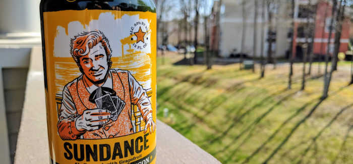 Lonerider Brewing | Sundance Grapefruit Saison