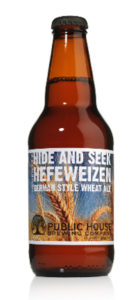 Public House Hide and Seek Hefeweizen