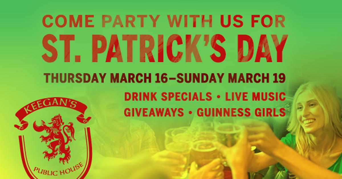 e5f24b2dadd Where to Party on St. Patrick s Day in Atlanta