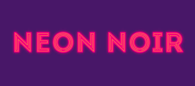 PorchDrinking Playlist | Neon Noir