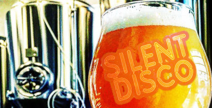 Funk Brewing Silent Disco IPA