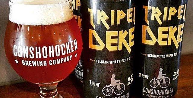 Conshohocken Brewing Company | Tripel Deke Belgian-Style Tripel Ale