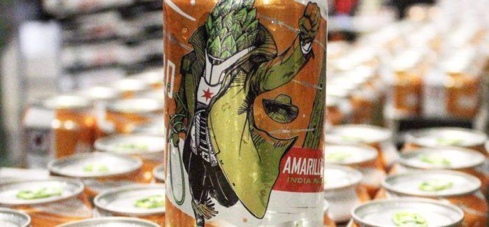 Revolution Brewing | Amarillo Hero