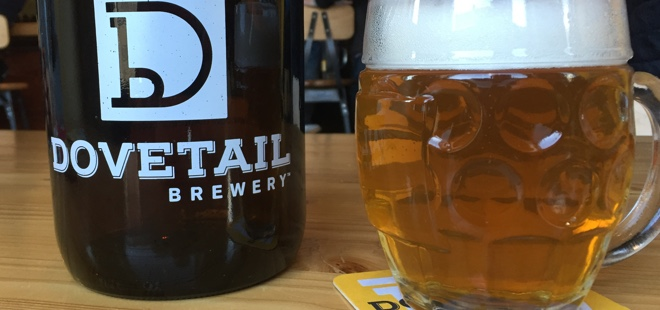 Dovetail Brewery | Pilsner