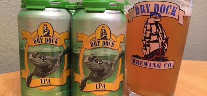 Dry Dock Brewing Co. | Dry Dock IPA