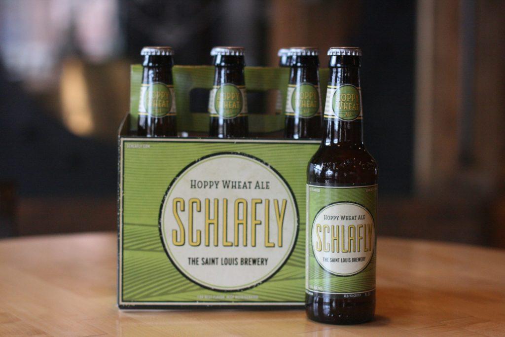 Schlafly Beer Hoppy Wheat Ale