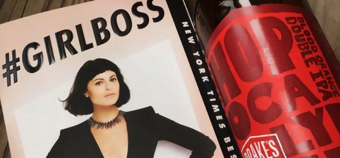 Beer & Book Club | #GIRLBOSS