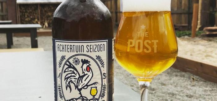 Post Brewing | Achtertuin Seizoen Farmhouse Ale