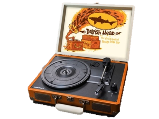dogfish head turntable
