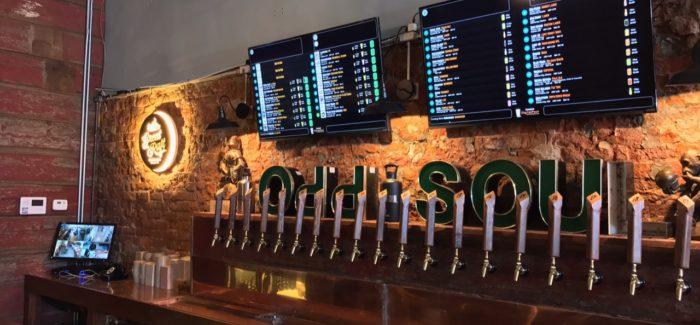 Bottleshop, Bar & Beer Showcase | The Odd Soul & Ozark Weissbier