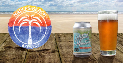 Naples Beach Brewery Latitude Adjustment
