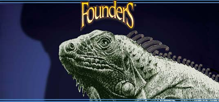 Founders Brewing | Lizard of Koz